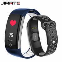 IP68 Waterproof Smart Bracelet HR Fitness Tracker Wristband Sleep Tracker Watches Message Reminder Activity Tracker Smartband