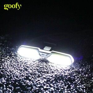 Image 3 - אופני זנב אור USB נטענת אזהרת בטיחות אופניים אחורי אור LED אופניים אור רכיבה על אופניים פלאש מנורת MTB כביש אופני טאיליט