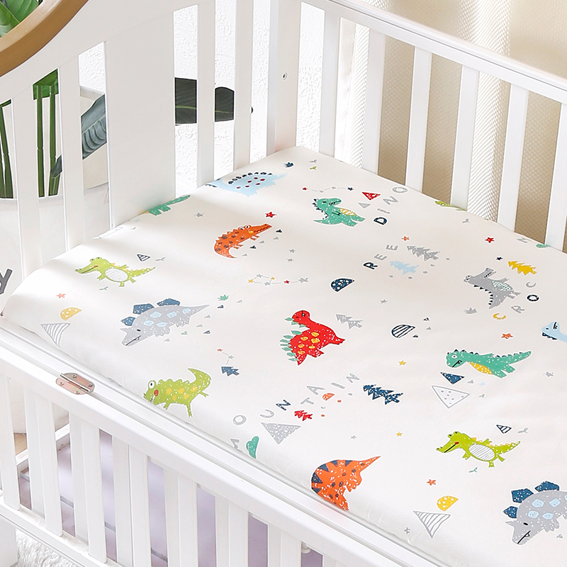 (krippe Ausgestattet Bettlaken) Anpassen Baby Kinder Bett Blatt Krippe Matratze Abdeckung Bettwäsche Set Cartoon Parteen Für Mädchen Jungen Gute WäRmeerhaltung