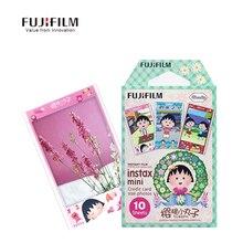 Sakura Momoko Fuji Camera Film Photo 10 Sheets Paper Fujifilm Instax Mini 8 CAM Film Cartoon Instant Mini8 7s 25 50s 90 Camer