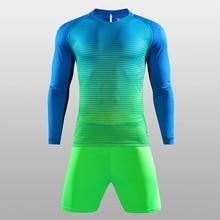 الشتاء ملابس رجالية بكم طويل قمصان كرة القدم مجموعة كاملة لكرة القدم التدريب المراهقين تنفس لكرة القدم دعوى الفانيلة مخصص الرياضة أطقم