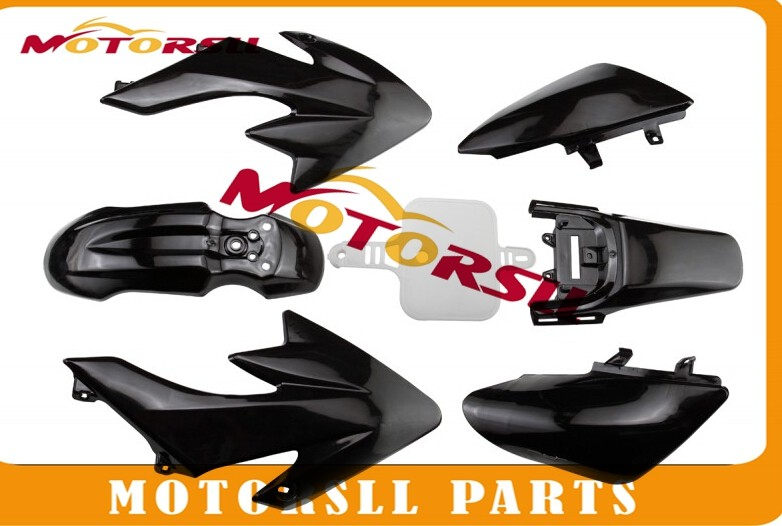 XR50 CRF50 Pit bike Body cove Plastic kit FOR Honda GPX SSR MotoX 50-125 Kayo 50 Nitrous 125 - 160 Bosuer PITSTERPRO ATOMIK CRZ plastic kit fender for honda crf50 xr50 70 crf 50 xr 50 sdg ssr pro 50cc 110c 125cc dirt pit bike fit for kayo kr110