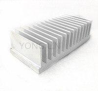 2 pcs dissipador de calor Máquina/LED dissipador de calor de 111*33-111 MM de Alumínio do dissipador de calor/DIY dissipador de calor