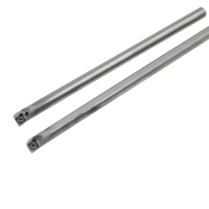 Carbide Inserts internal coolant E05H E06J E08K E10M E12Q E14 CCGT03 04 06 09 Cutting Tools