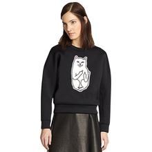 Women Hoodies Sweatshirts Couple Hoodie Sweatshirt Harajuku Pocket Whimsy Drop Cat Plus Size Women Clothes LJ5654T