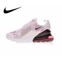 Original Authentic NIKE Air Max 270 Women's Running Shoes Sport Outdoor Breathable Sneakers Designer Footwear Durable AH6789 601