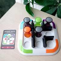 Fly AC Dreh labyrinth puzzle bord spiel puzzle lösung problem raum denken spiel schach Pädagogisches Spielzeug für Kinder geschenk