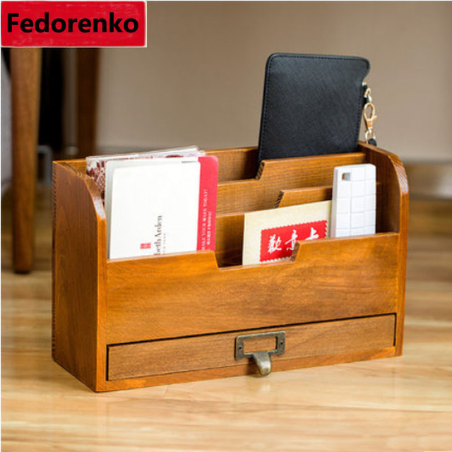 home office storage boxes. New Zakka Grocery Retro Wooden Desktop Drawer Storage Boxes Office Supplies Filing Project Box Home N