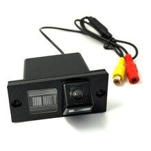 170 grados de ángulo ancho noche visión HD CMOS Cámara de vista trasera del coche grabadora para Hyundai H1 2008 2019 Auto aparcamiento marcha atrás Cámara