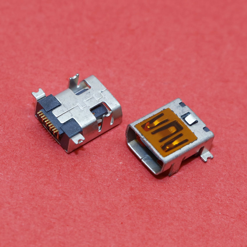 Applicable Connector Socket-Jack Phone Mini-Usb Chenghaoran 1piece Philips 10pin PC