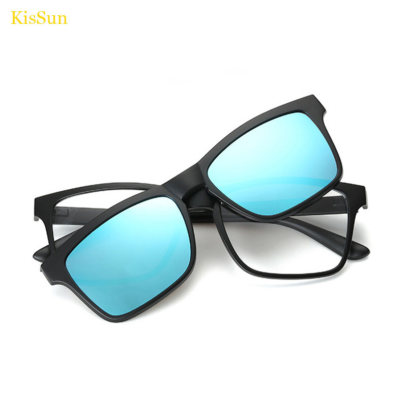 Eyeglasses Frame With Magnetic Sunglasses : Aliexpress.com : Buy Male Eyeglasses Titanium Magnetic ...