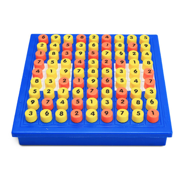 Sudoku Cube Number Game Sudoku Puzzles for Kids Adult Math Toys Jigsaw Puzzle Table Game Montessori Learning Educational Toy