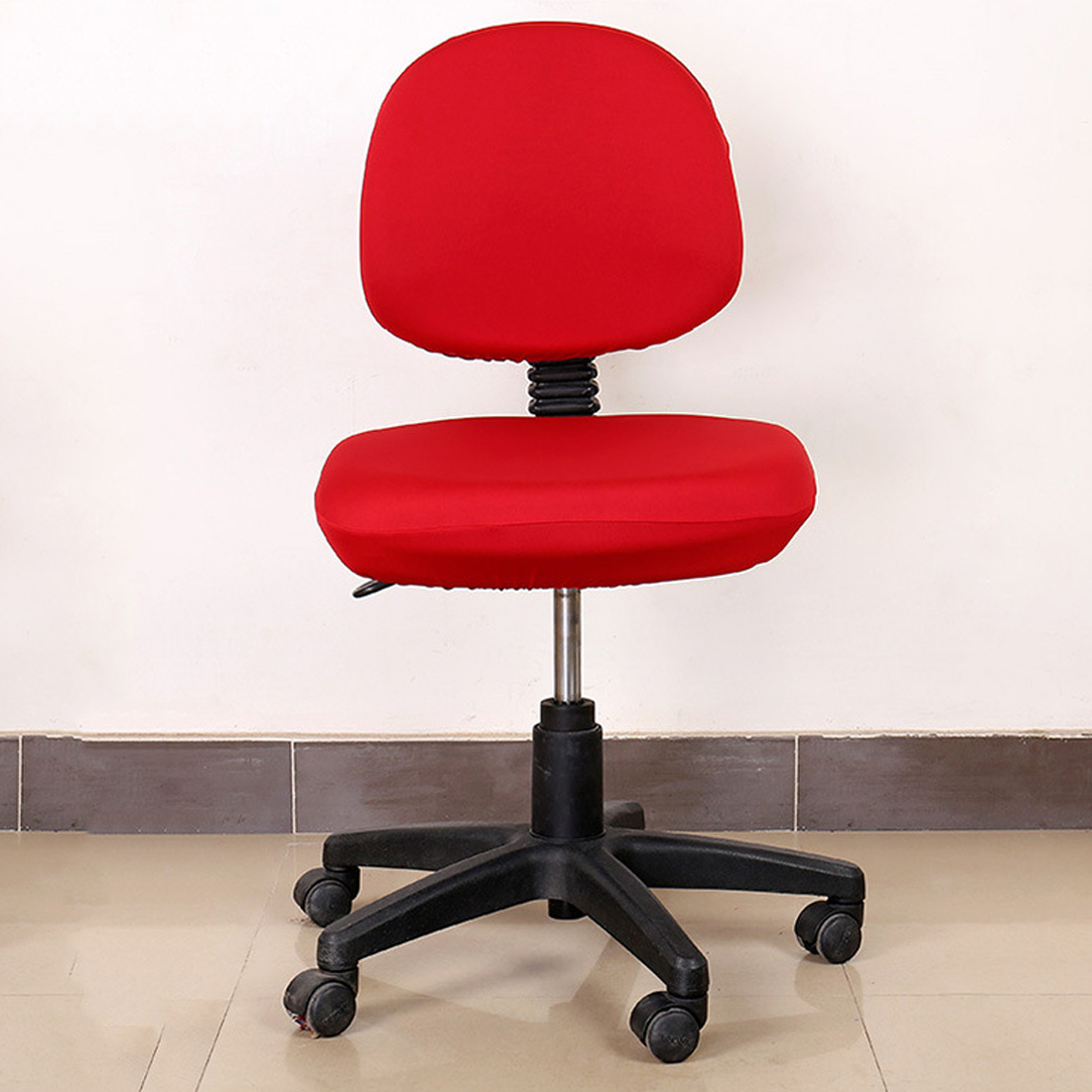 Elastic Chair Covers Made with Polyester Material For Office and Computer Chair in Universal Size 12