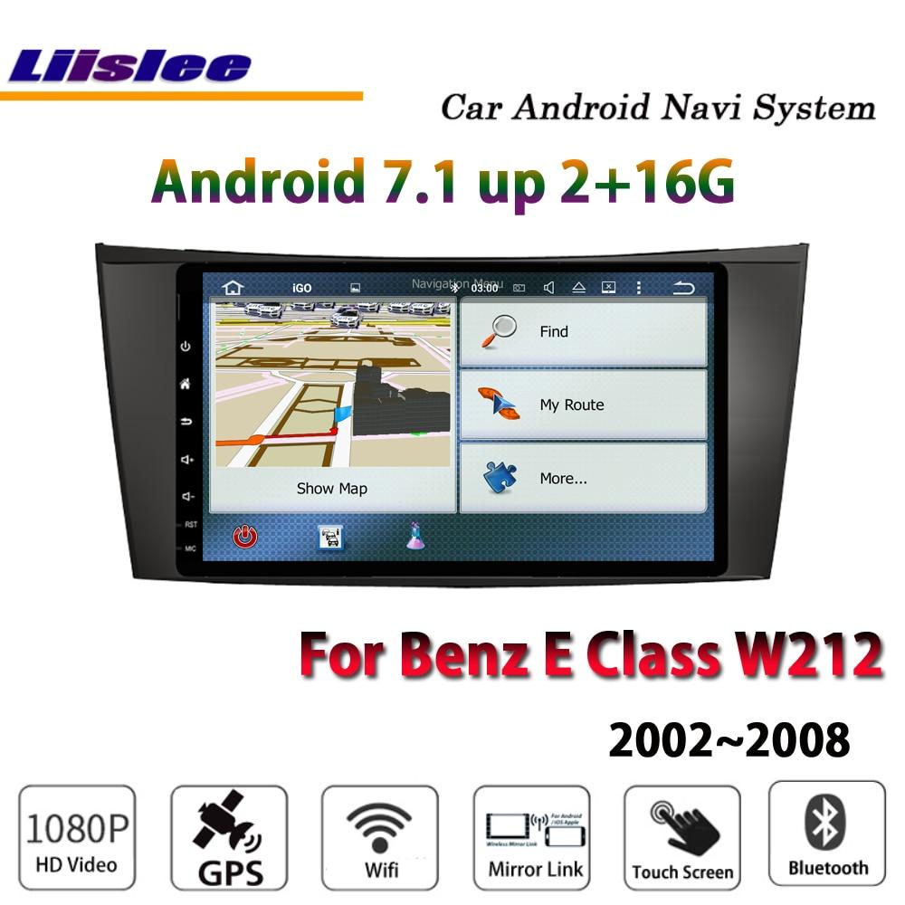 For Mercedes Benz E-Class W211 2002-2008-3