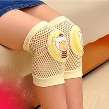 Baby Animal Mesh Sock Toddler Safety Knee Pad Elbow Pads Kid