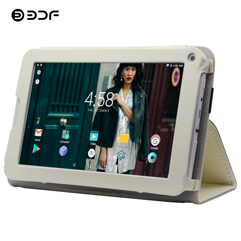 Bdf 7 Inch Kids Tablets Pc Android 5.1 Google Play 8gb Quad Core Bluetooth Wifi Tablet 7 8 9 10 Babypad Android Tablet For Kids #6