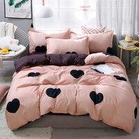 Cartoon Blue Polar Bear Bedding Sets Bedding Sets