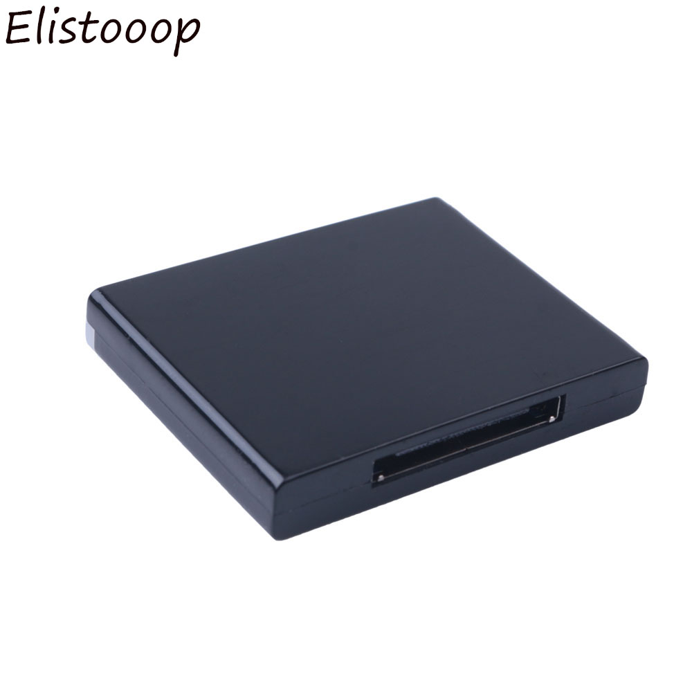 2018 Wireless Bluetooth A2DP Music Audio 30 Pin Receiver Adapter Wireless Adapter Audio Music
