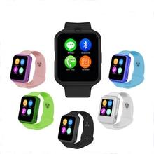 2016 Hot Smart Watch D3 Bluetooth Pedometer Fitness Sleep Tracker Smartwatch For Kids Boy Girl For Andoird iOS Phone