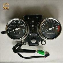 Считываемый спидометр, измерительная панель, одометр для мотоцикла, светодиодный инструмент, км/ч, гонщик, ATV для GS