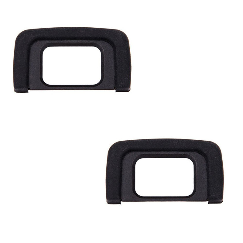 Rubber Eyepiece Eyecup Eye Cup Replace DK-25 For Nikon D5600 D5500 D5300 D5200 D5100 D5000 D3500 D3400 D3300 D3200 D3100 DK25