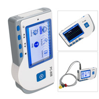 CE Approved PC 80B Handheld Color Screen ECG EKG Portable Heart Monitor