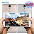 "Y6 doogee max 6.5 ""1920*1080 4G Impressão Digital 4300 mAh Smartphone Android 6.0 MTK6750 Octa Core 1.5 GHz 3 GB + 32 GB 13MP Telefone Móvel"