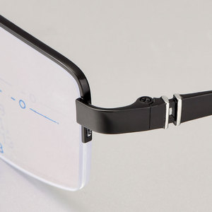 Image 4 - Lunettes de lecture multifocales Anti rayons bleus, lunettes progressives, pour lecteurs à rayons GAMMA, presbytie à mise au point Multiple, lunettes légères de marque