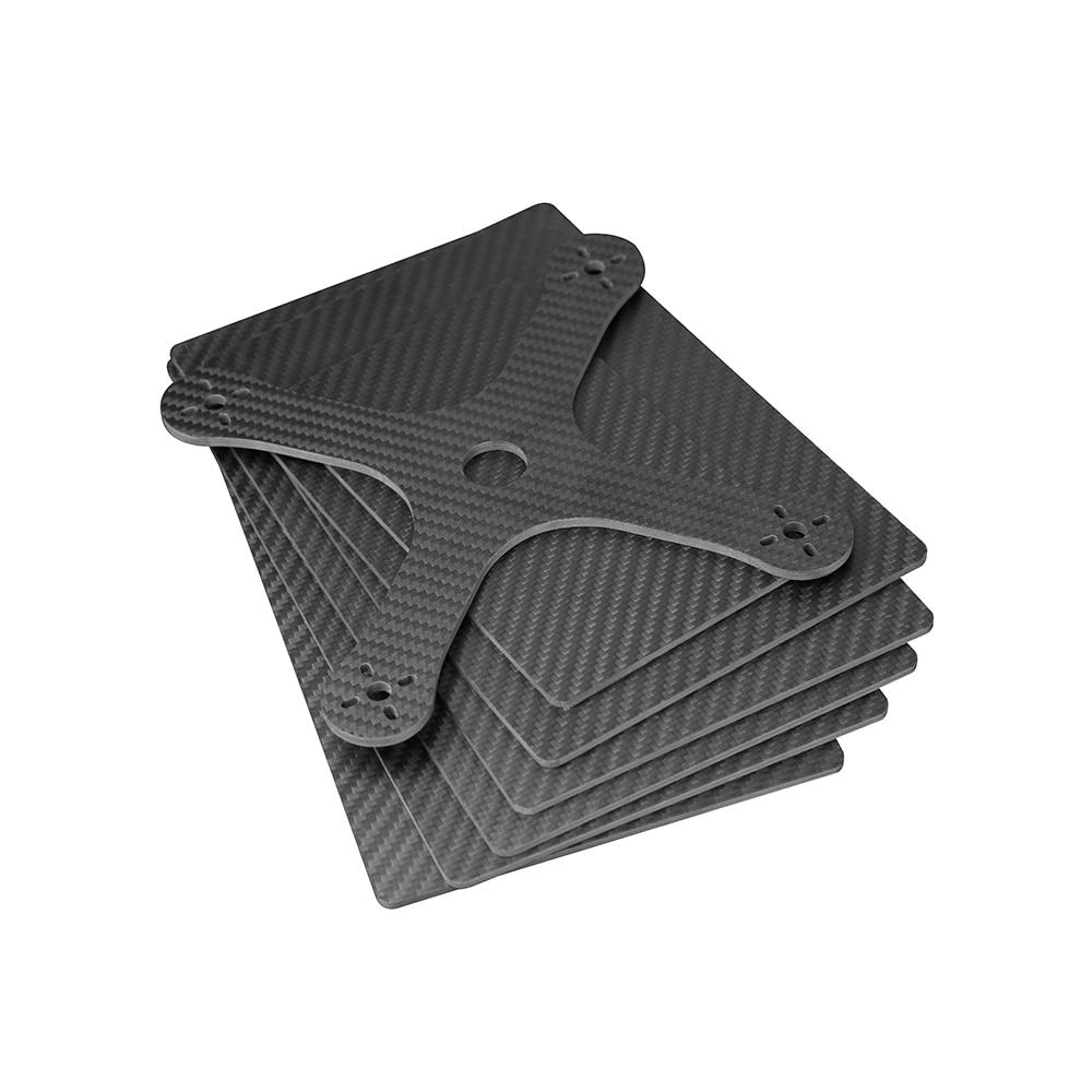 2pcs 1.0X400X500mm T700 3k twill matte Carbon fiber Plates Panels t700 400 500 1 5mm with 100% real carbon fiber plate panel sheet 3k twill matte weave