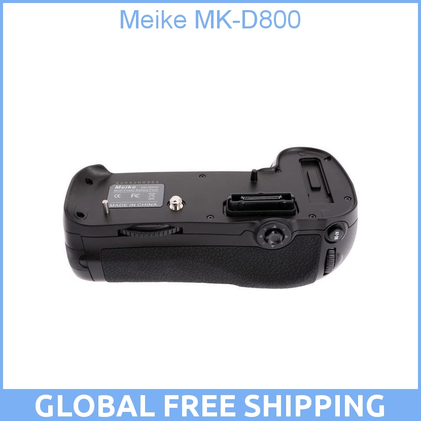 Meike MK-D800/MB-D12 Battery Grip for Nikon D800 D810