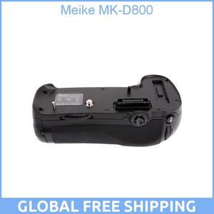 Meike MK-D800/MB-D12 Battery Grip for Nikon D800 D810