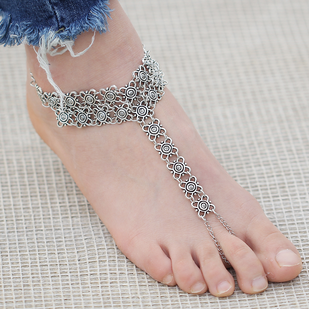 adornment enamel bracelet wholesale photo anklet sterling rolo with w real jewelry silver bracelets ladybug charm ankle model chain collections
