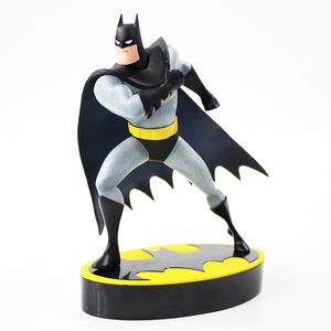 Image 2 - 20cm Batman Justice League Figure The Animated Series Bat Man The Dark Knight ARTFX Statue Model Toy