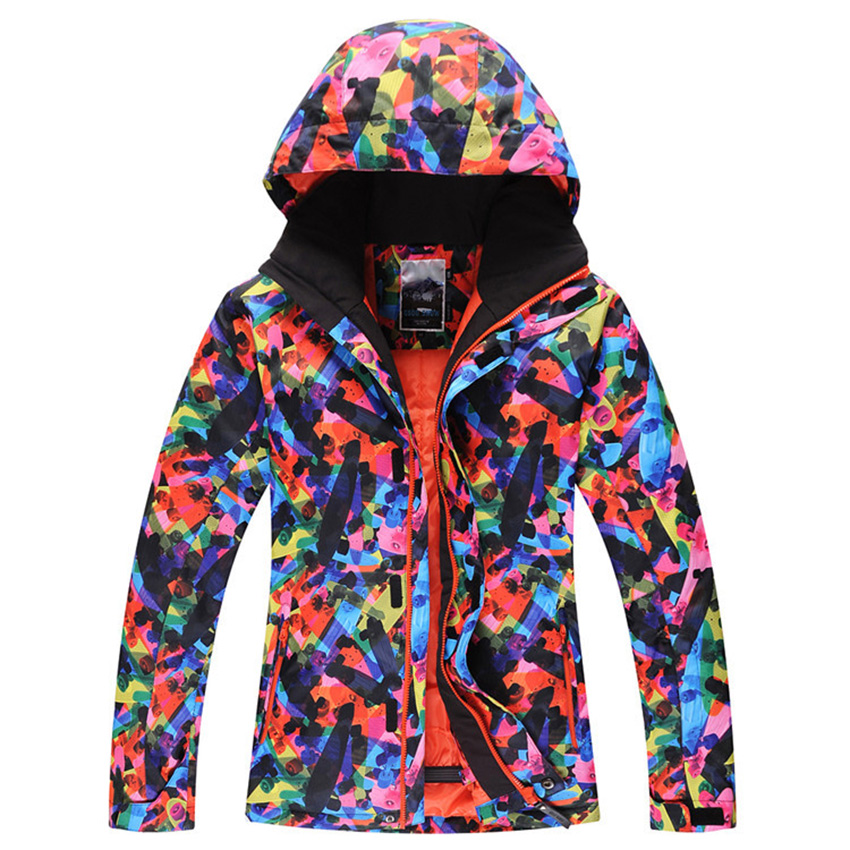 2016 gsou snow outdoor snow ski suit Men skiing jacket single skiing clothing windproof waterproof thermal brand gsou snow technology fabrics women ski suit snowboarding ski jacket women skiing jacket suit jaquetas feminina girls ski