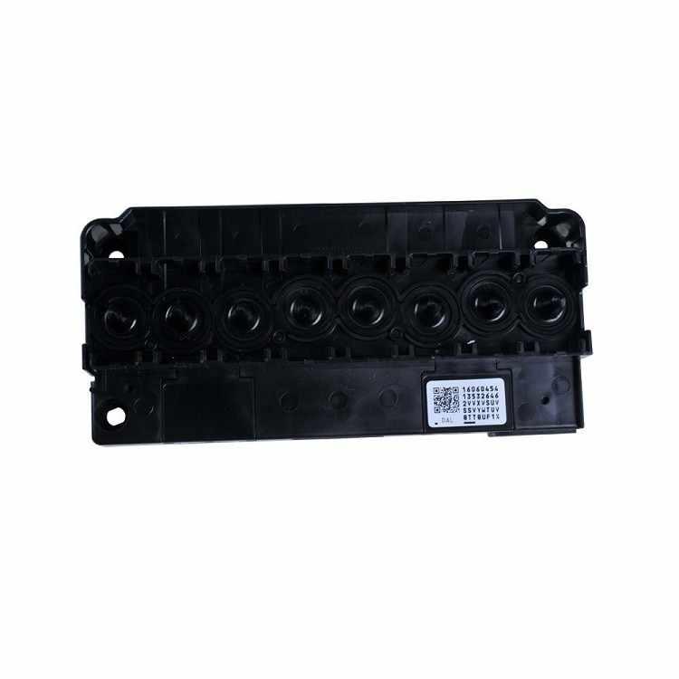 Baru Asli Dibongkar F187000 Dibuka Printhead DX5 Gold Wajah Print Head untuk Epson Stylus Pro 4880 7880 9800 9880 Printer