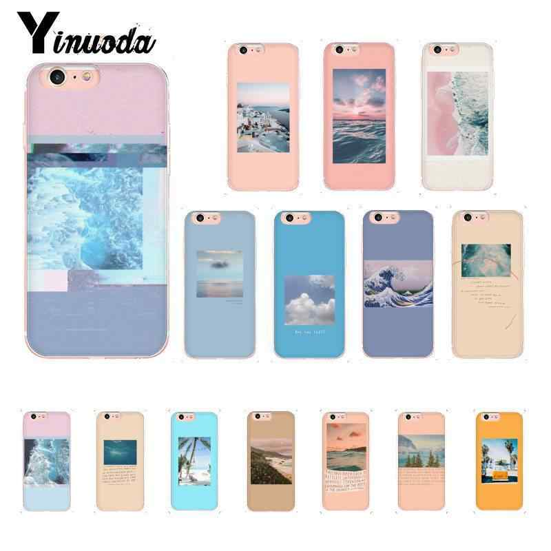 Yinuoda Sweet World Space Art DIY Printing Drawing Phone Case  for iPhone X XS MAX 6 6S 7 7plus 8 8Plus 5 5S XR 10 Case