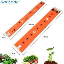 Светодиодный чип для выращивания растений с регулируемой яркостью 50 Вт 30 Вт 20 Вт Fitolamp 220 в полный спектр/белый/теплый для выращивания теплиц растений DIY для роста света