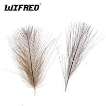 0.5g/bag over 100pcs Natural Color CDC Feather Duck Cul De Canard Dry Fly Tying Material