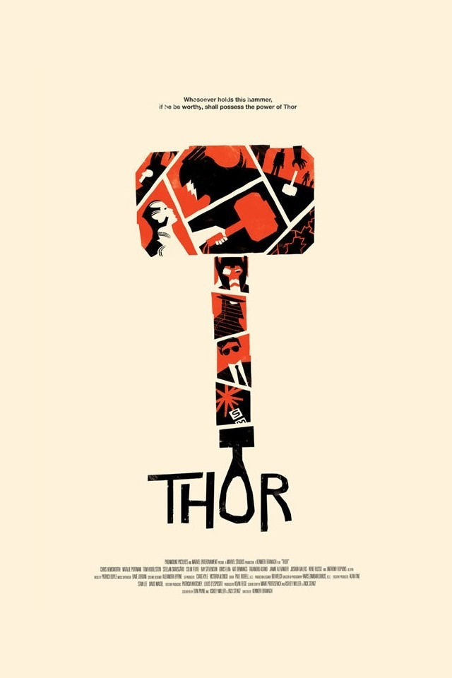 Movies The Avengers Thor Hammer
