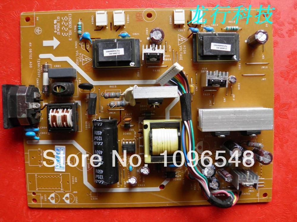 Free Shipping>Original   L1950g 19 -inch high-voltage power supply board 4H.0B702.A00 plate E162032-Original 100% Tested Working 48 l9002 a14 fp737s power board q7t3 power board high voltage power supply integrated plate
