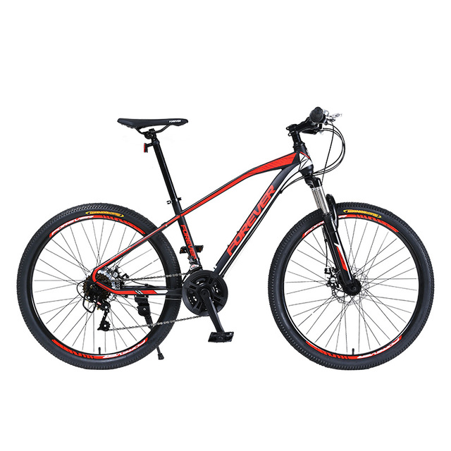 26 дюймов горный велосипед с переменной скоростью двойной режим демпфирования системы велосипеда