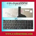 L850 РУССКИЙ Клавиатура Ноутбука Для Toshiba L850 L850D L855 L855D Серии RU Черная Клавиатура MP-11B56SU-930 с рамкой