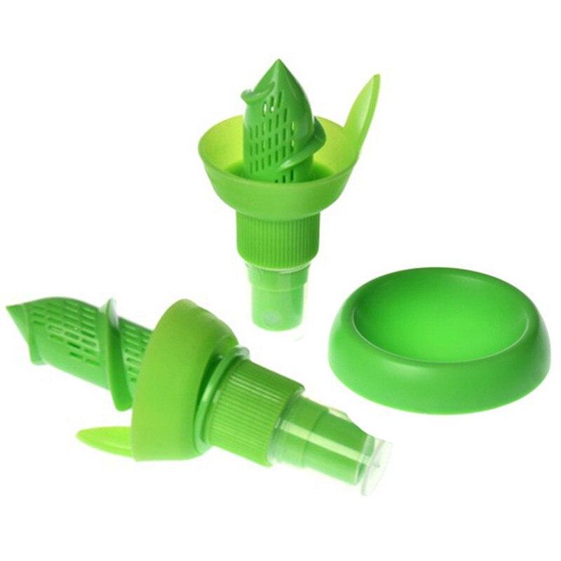1Pcs Kitchen Gadgets Lemon Sprayer Fruit Juice Citrus Spray Squeezers Creative Fresh Fruit Juice Tools For Kitchen Accessories in Squeezers Reamers from Home Garden