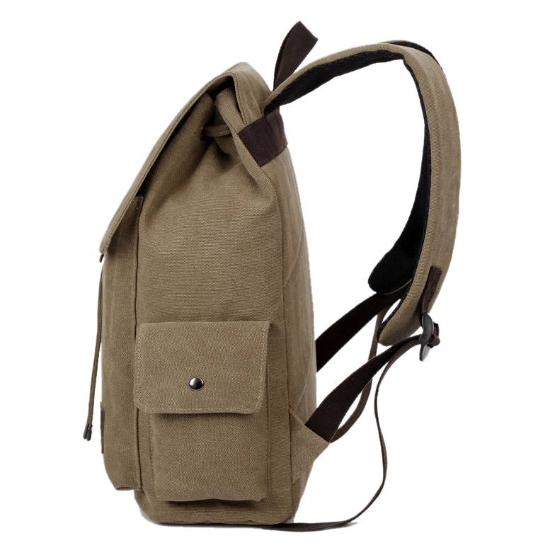 Women's Hand Made Lotus Backpack 3
