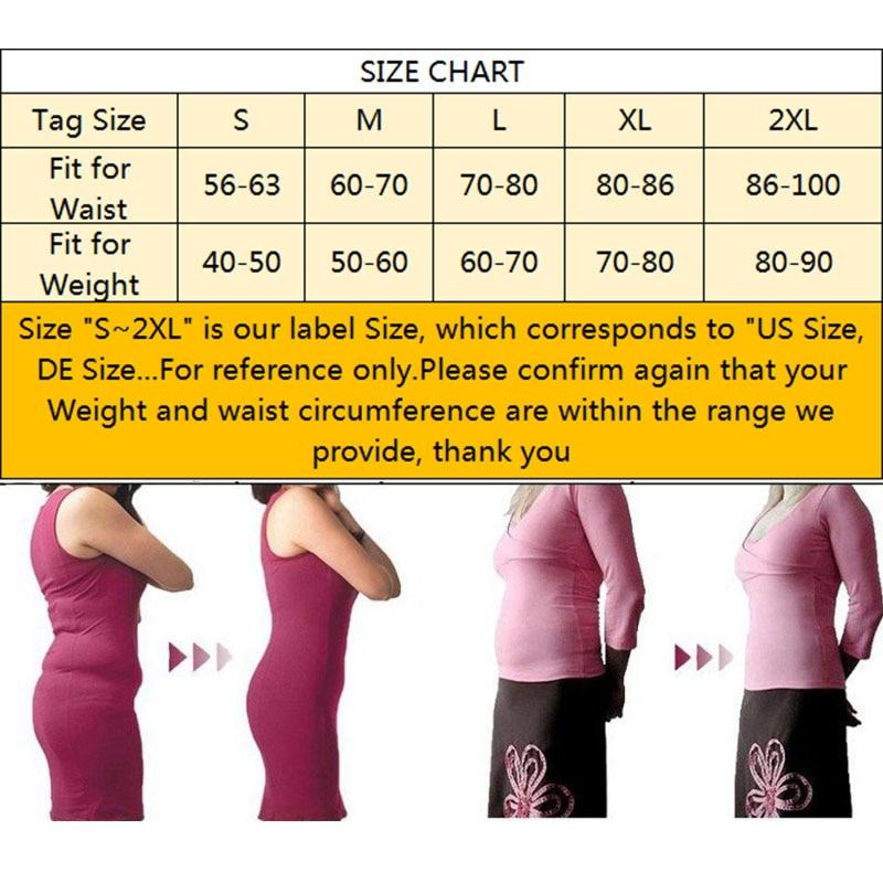 Slimming Underwear Full Body Shaper Burn Fat Briefs Shapewear Tummy Shaper Women Shapers Slim Bodysuit Waist Trainer Corset in Tops from Underwear Sleepwears