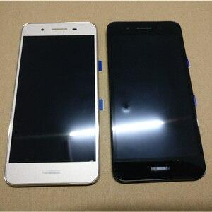 Image 3 - Para huawei desfrutar de 5S gr3 TAG L01 TAG L03 TAG L13 TAG L22 TAG L21 display lcd + touch screen digitador assembléia com quadro