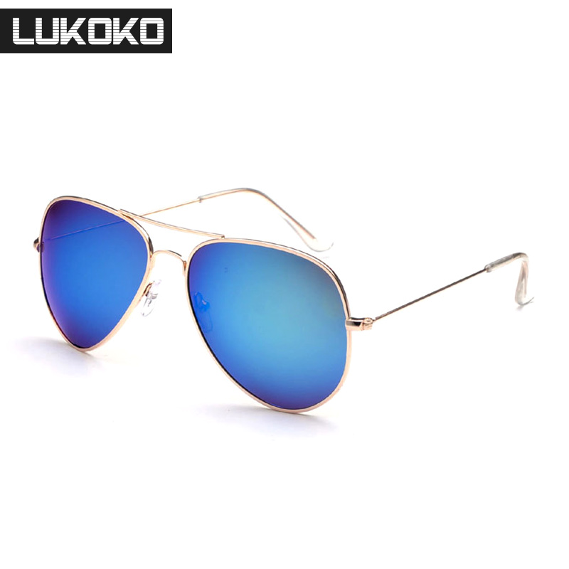 Mirror Coating Polarized Feminine Sunglasses 2018 Men Sunglases For Women Metal Frame Dr ...