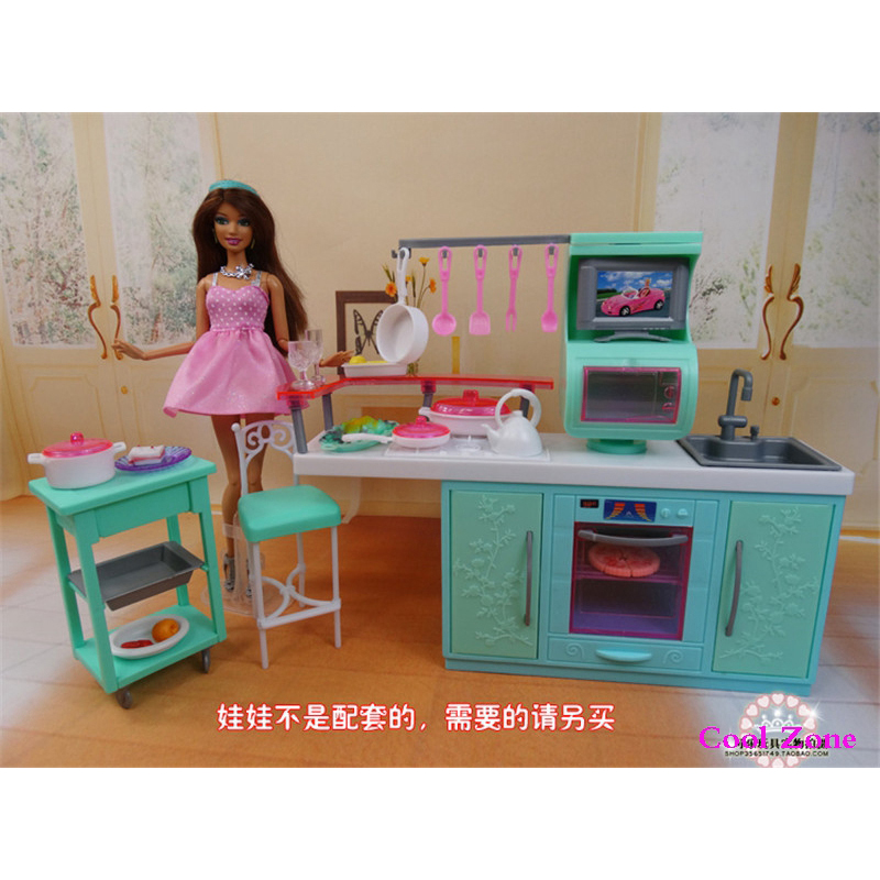 aliexpresscom buy miniature furniture my fancy life cooking corner for barbie doll house toys for girl free shipping from reliable toy stethoscope