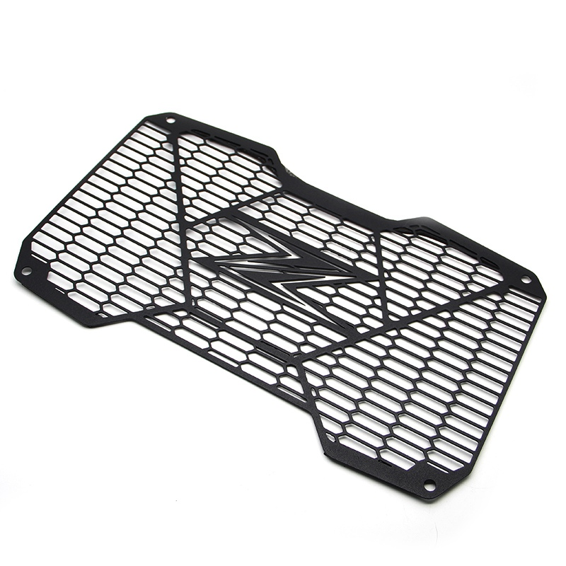 New Motorcycle Stainless Steel Radiator Protective Guard Grill Cover