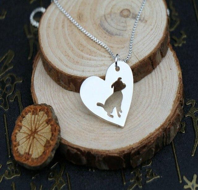 Ожерелье для собак pitbull